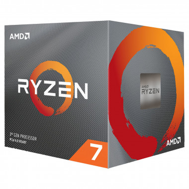 Ryzen 7 3700X - 4.4GHz/36Mo/AM4/BOX | AMD