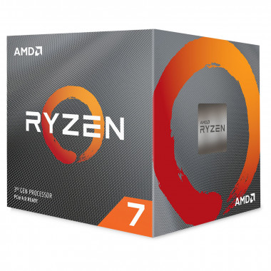 Ryzen 7 3800X - 4.5GHz/36Mo/AM4/BOX | AMD