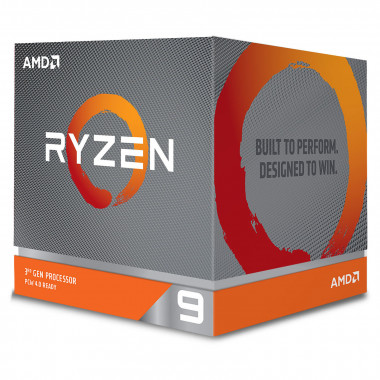 Ryzen 9 3900X - 4.6GHz/70Mo/AM4/BOX | AMD