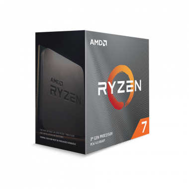 Ryzen 7 3800XT - 3.9GHz/32Mo/AM4/BOX/Ss vent | AMD
