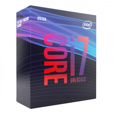 Core i7-9700K - 3.6GHz/LGA1151(2017)/Ss Vent./BOX | Intel