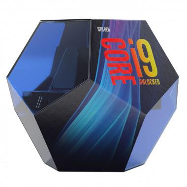 Core i9-9900K - 3.6GHz/LGA1151(2017)/Ss Vent./BOX   Intel