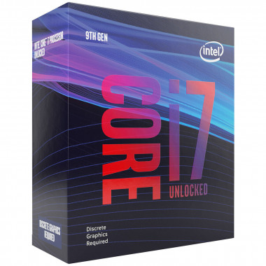 Core i7-9700KF - 3.6GHz/LGA1151(2017)/Ss Vent./BOX | Intel