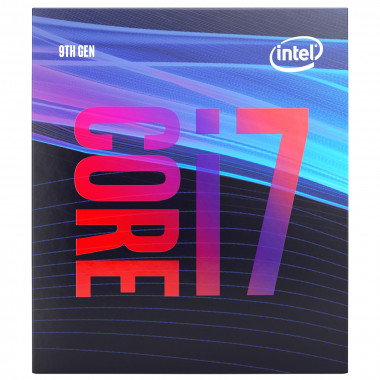 Core i7-9700 - 3GHz/LGA1151(2017)/BOX | Intel