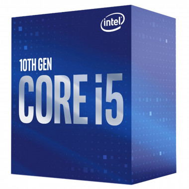 Core i5-10400 - 2.9GHz/12Mo/LGA1200/BOX | Intel