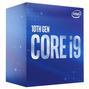 Core i9-10900 - 2.8GHz/12Mo/LGA1200/Ss Vent./BOX   Intel