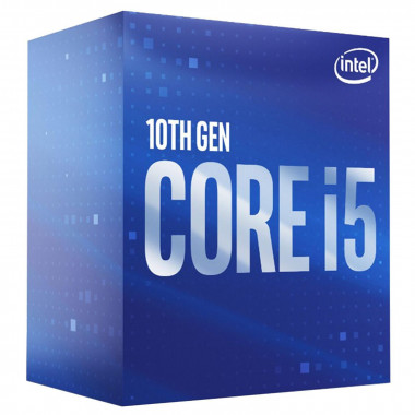 Core i5-10500 - 3.1GHz/12Mo/LGA1200/BOX | Intel