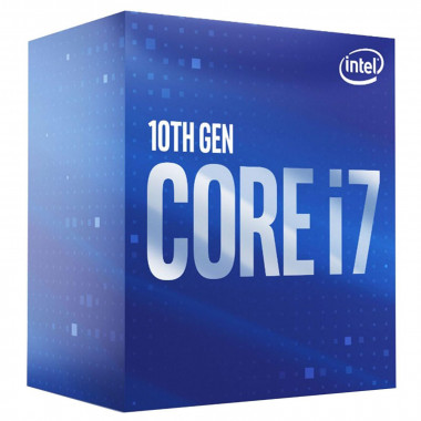 Core i7-10700 - 2.9GHz/16Mo/LGA1200/BOX | Intel