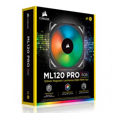 ML120 PRO RGB 120mm - CO-9050075-WW   Corsair