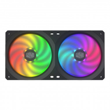 MasterFan SF240R ARGB - MFX-B2D2-18NPA-R1 | Cooler Master