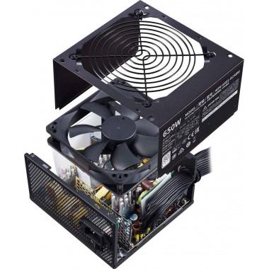 ATX 650W - MWE 650 White V2 MPE-6501-ACABW-EU | Cooler Master