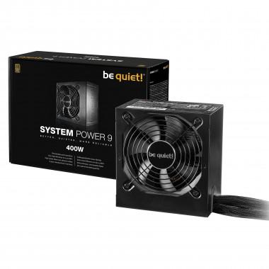 ATX 400W - System Power 9 - BN245  | Be Quiet!
