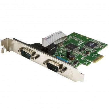 PCI-E 2x RS232 - PEX2S1050 | StarTech