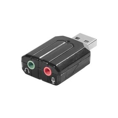 Mini carte son USB entree/sortie jack | Générique