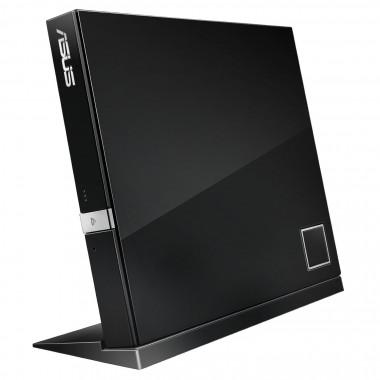 Externe Slim Blu-Ray USB2 - SBW-06D2X-U/BLACK | Asus