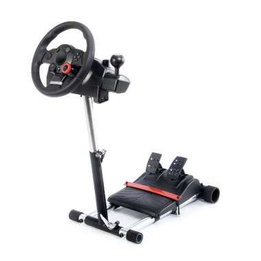 V2 for Logitech Driving Force GT/Pro/EX/FX | Wheel Stand PRO