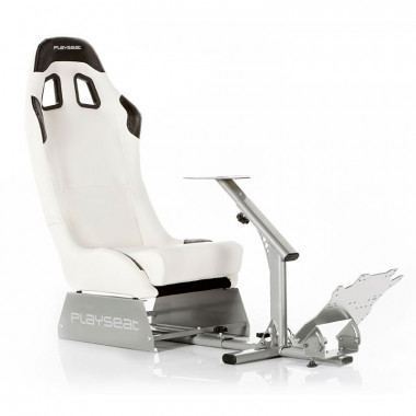 Evolution White (siège + support volant) | Playseat