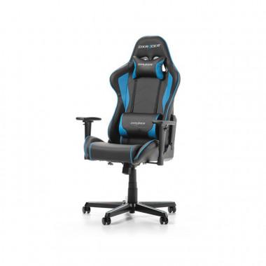 Formula F08-NB - Noir/Bleu/Simili Cuir/3D | DXRacer