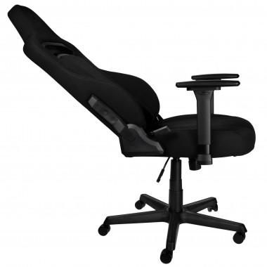 E250 Stealth Black - Noir/Tissu/2D | Nitro Concepts