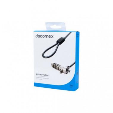 Câble antivol à code 4 Digit - 2m | Dacomex