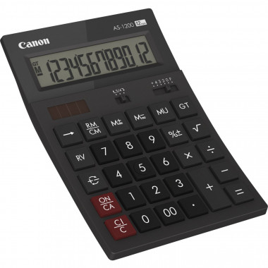 Calculatrice simple - AS-1200 | Canon