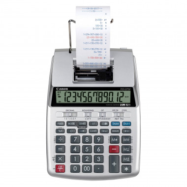 Calculatrice avec imprimante - P23-DTSC   Canon