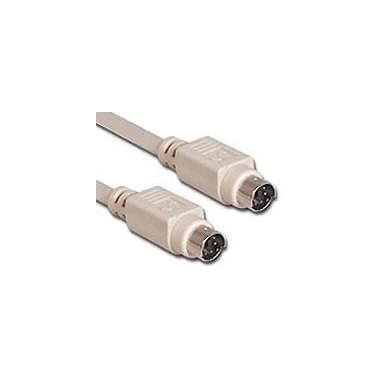 Câble PS2 mâle - femelle 3m | Générique