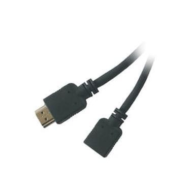 Câble HDMI mâle/femelle 1.8m   Générique
