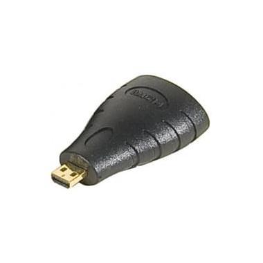 Adaptateur HDMI Femelle / micro HDMI mâle | Générique