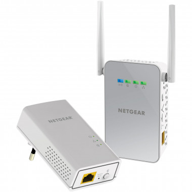 PLW1000-100PES (1000Mb) WiFi AC - Pack de 2   Netgear