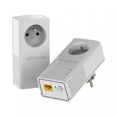 PLP1000 (1000Mb) avec prise - Pack de 2 | Netgear