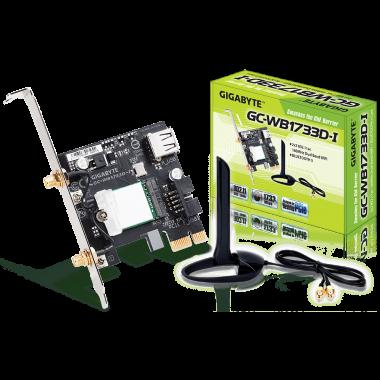 PCI-E BT5/WiFi AC - GC-WB1733D-I | Gigabyte