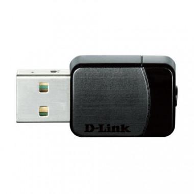 Clé USB WiFi AC DWA-171 | D-Link