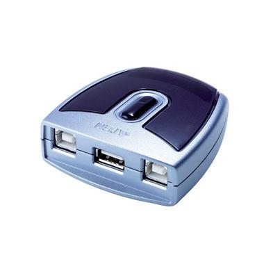 2UC- 1 périphérique USB Automatique - US221A   Aten