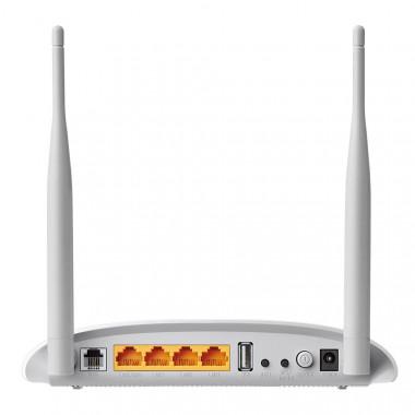 TD-W9970 - 4 ports 10/100 + WiFi 802.11n | TP-Link