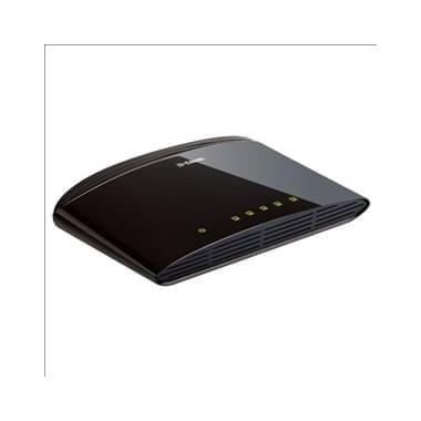 5 Ports 10/100Mbps DES-1005D   D-Link
