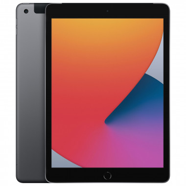 "iPad 10.2"" Wi-Fi+Cell. 128Go Gris Sid. - MYML2NF/A | Apple"