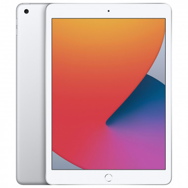 "iPad 10.2"" Wi-Fi 128Go Argent - MYLE2NF/A | Apple"
