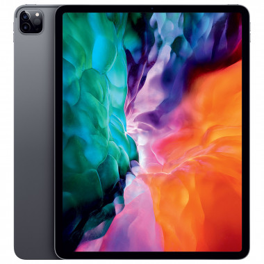 "iPad Pro 12.9"" Wi-Fi 128Go Gris Sidéral -MY2H2NF/A | Apple"