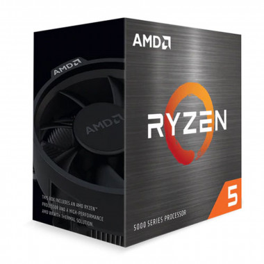Ryzen 5 5600X - 4.6GHz/35Mo/AM4/BOX | AMD