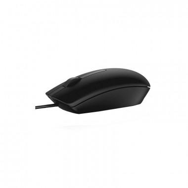 Dell MS116 - Souris optique noire Filaire - USB câble