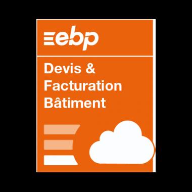 Devis & Facturation Bâtiment ACTIV 12 mois | EBP