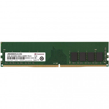 JM2666HLG-8G (8Go DDR4 2666 PC21300) | Transcend