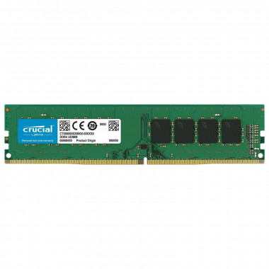 CT8G4DFRA32A (8Go DDR4 3200 PC25600)   Crucial