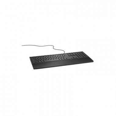Dell KB216 - Clavier Français noir multimédia