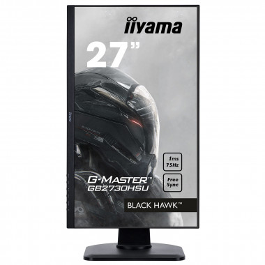 "GB2730HSU-B1 - 27""/1ms/75Hz/FHD/FS/HDMI/DP/HP | Iiyama"