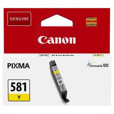 Cartouche Jaune CLI-581 Y - 2105C001 | Canon