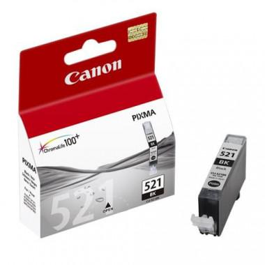 Cartouche CLI-521BK Noir - 2933B001   Canon