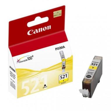 Cartouche CLI-521Y Jaune - 2936B001   Canon