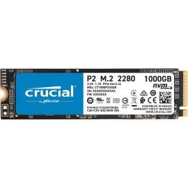 1To M.2 NVMe - CT1000P2SSD8 - P2 - CT1000P2SSD8 | Crucial